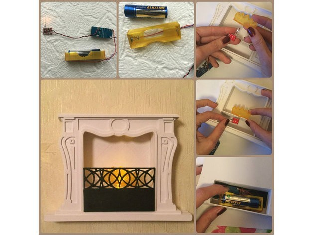 23137863ab0455c362cacdaeec415da1_preview_featured.jpg Download free STL file Fireplace • 3D printing design, TanyaAkinora