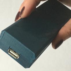 Fichier 3D gratuit Case pour chargeur cinétique imprimée en 3D, TanyaAkinora