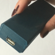 Download free STL file 3d printed kinetic charger case • Model to 3D print, TanyaAkinora