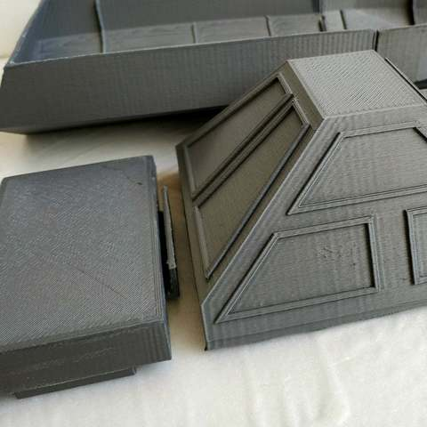 DARINS_7_1.jpg Download free STL file DARINS - stealth boat with reactionless propulsion drive • 3D printer design, TanyaAkinora