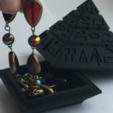 Free 3D printer designs Piramid Starship Stargate, TanyaAkinora