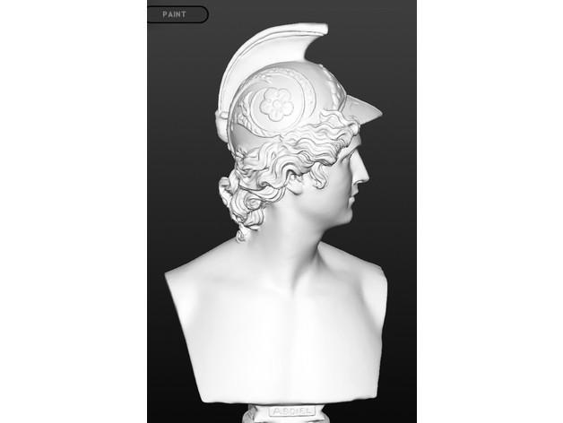 8afadffe904cc852f1115c65c52944d9_preview_featured.jpg Download free OBJ file Bust of Abdiel • 3D printable design, 3DLirious
