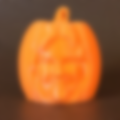 Free 3d model Bridgie O'Lantern, 3DLirious