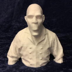 Download free 3D printer templates Monster Mesh, 3DLirious