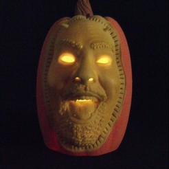 Download free 3D printer files Tim-o-klantern, 3DLirious