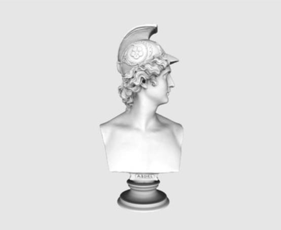 Capture d'écran 2018-07-31 à 10.47.05.png Download free OBJ file Bust of Abdiel • 3D printable design, 3DLirious