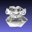 Download free 3D printer templates Percival The Gargoyle Bust, 3DLirious