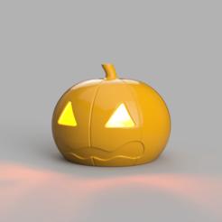Download 3D printer files Jack-O-Lantern collection, nakwadroid