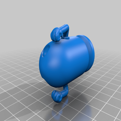 balle__mario0.png Download free STL file BILL BALL • 3D printer design, syl39