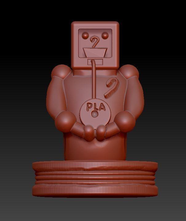 stratomaker.JPG Download free OBJ file glutton • 3D printer model, syl39