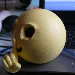 Descargar archivos 3D gratis emoticono, syl39