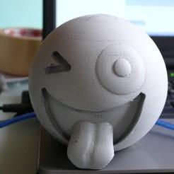 Descargar STL gratis sonrisa burlona, burlona, syl39