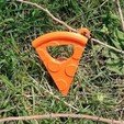Free 3D printer file Pizza Bottle Opener | OLD, 3DBROOKLYN