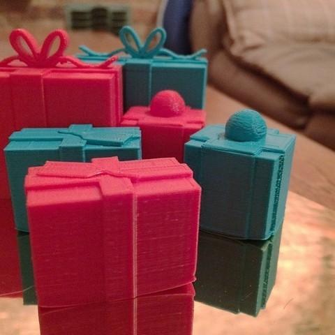 1.jpg Download free STL file Christmas Presents • 3D printer design, 3DBROOKLYN