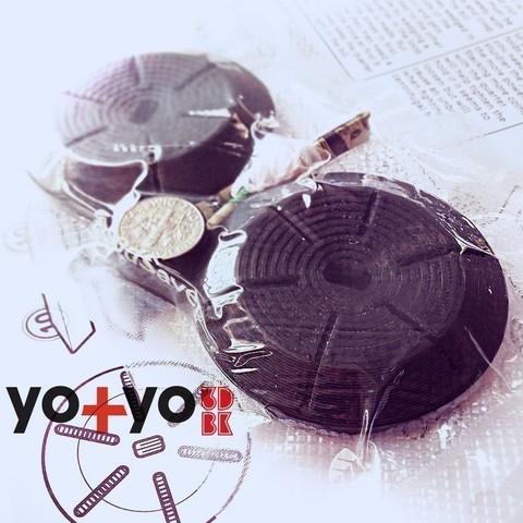 6.jpg Download free STL file YO+YO Emergency YO-YO • 3D printer template, 3DBROOKLYN