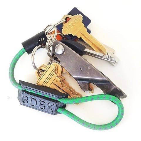 4.jpg Download free STL file Bungee Carabiners • 3D printable design, 3DBROOKLYN