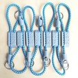 Download free 3D printing templates Bungee Carabiners, 3DBROOKLYN