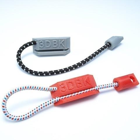 8.jpg Download free STL file Bungee Carabiners • 3D printable design, 3DBROOKLYN