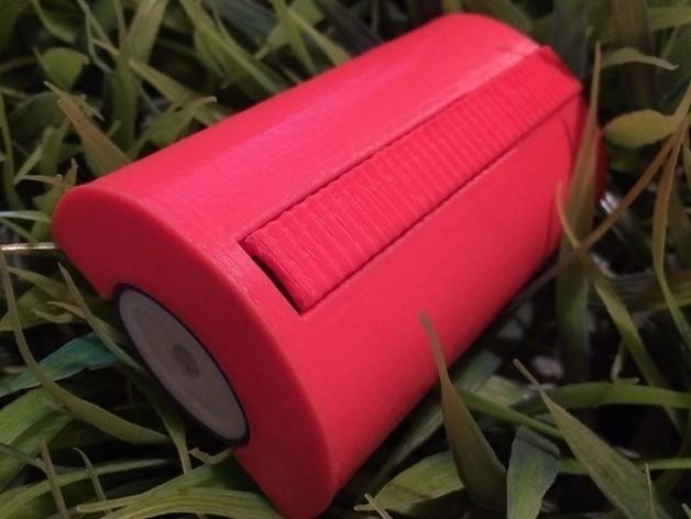 4.jpg Télécharger fichier STL gratuit SmokeSnap • Modèle pour imprimante 3D, 3DBROOKLYN
