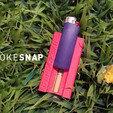 3.jpg Télécharger fichier STL gratuit SmokeSnap • Modèle pour imprimante 3D, 3DBROOKLYN