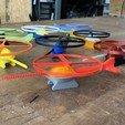 Télécharger fichier STL gratuit Hélicoptère volant jouet (NOUVEAU), 3DBROOKLYN