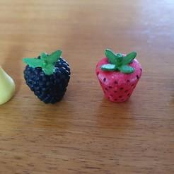 Ensemble.jpg Télécharger fichier STL Pions forme fruits • Objet à imprimer en 3D, nono61