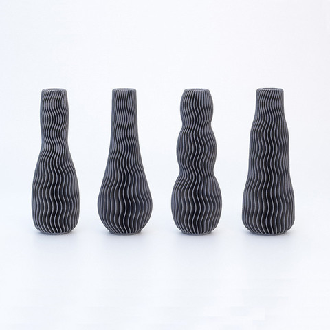 3D print files Vase 01/02/03/04, martin_zampach