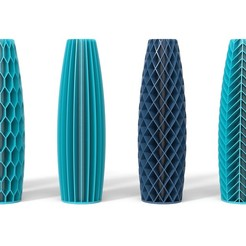 TOWERS-COLLECTION01-SQR.jpg Download STL file TOWERS VASE COLLECTION • Object to 3D print, martin_zampach