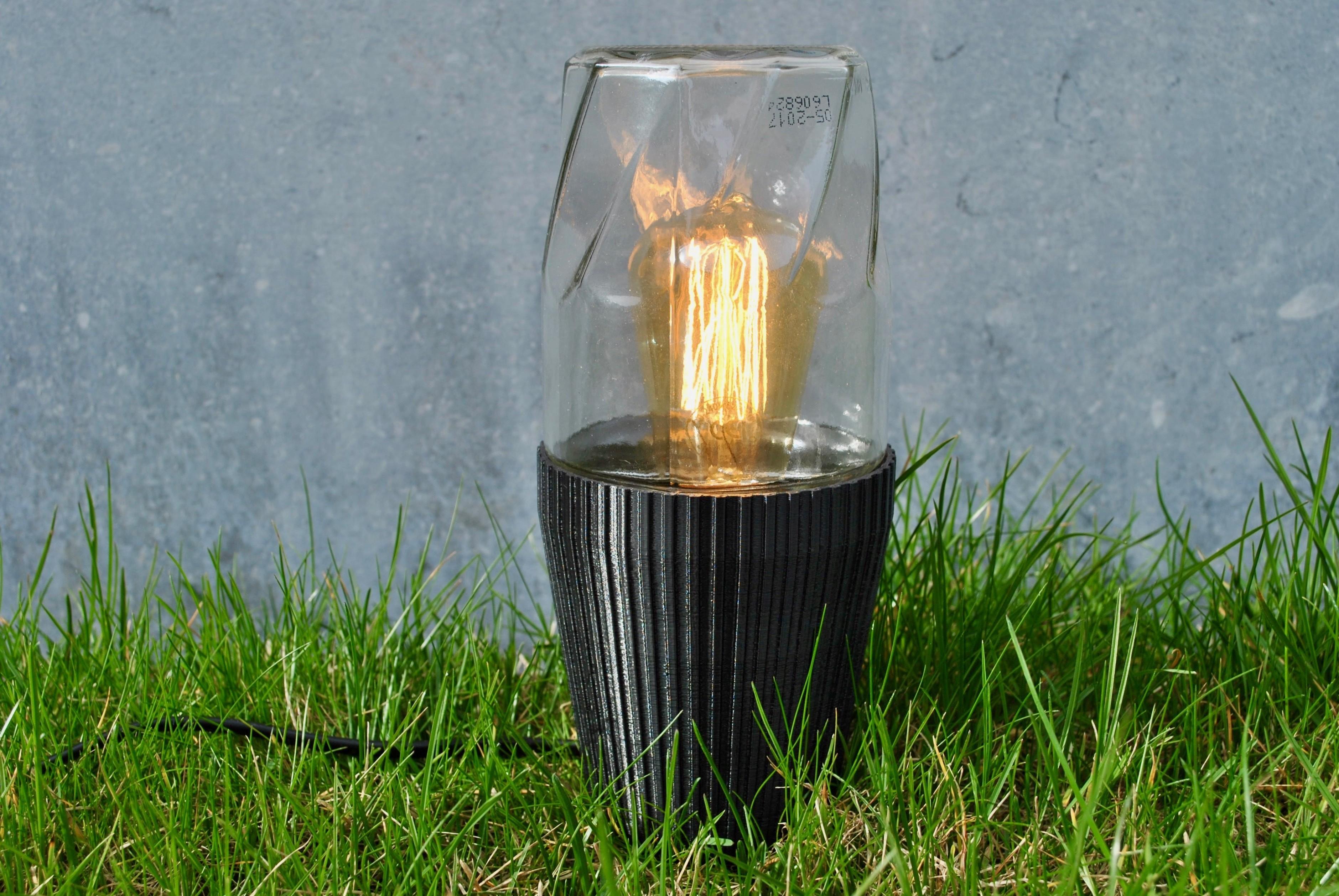 Lightbowl3.jpg Download free STL file Lampbowl • 3D print template, Maker_at_heart