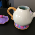 Free STL file Mrs Potts Container! [Beauty and the Beast], ChaosCoreTech