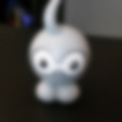 Download free STL file Castform - Pokemon • Design to 3D print, ChaosCoreTech