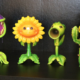 Free 3D file Chomper (Plants Vs Zombies), ChaosCoreTech