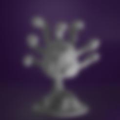 Download STL files Eye Monster, ChaosCoreTech