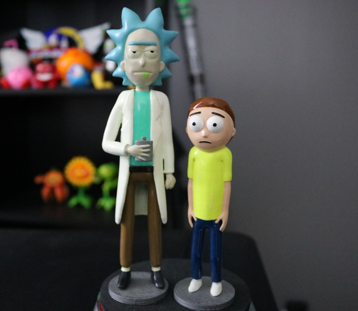 Capture d'écran 2017-07-19 à 19.31.08.png Télécharger fichier STL gratuit Morty Smith [Rick et Morty] • Design pour imprimante 3D, ChaosCoreTech