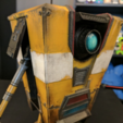 Download free 3D model Claptrap from Borderlands!, ChaosCoreTech