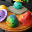 Slime Rancher - Dervish, Fire, Tangle and Mosaic Slimes 3D printing 3D model free Cults1.png Download free STL file Slime Rancher - Dervish, Fire, Tangle and Mosaic Slimes • 3D printing template, ChaosCoreTech