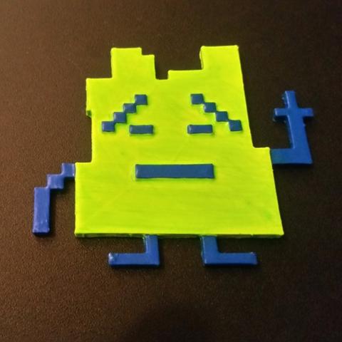 Free 3D model Mooninites - Ignignokt & Err (Aqua Teen Hunger Force), ChaosCoreTech