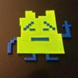 Download free 3D printing templates Mooninites - Ignignokt & Err (Aqua Teen Hunger Force), ChaosCoreTech