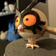 Download free STL file Hoothoot [Pokemon], ChaosCoreTech