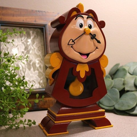 fb5c81ed3a220004b71069645f112867_display_large.jpg Download free STL file Cogsworth - Beauty and the Beast • 3D printer design, ChaosCoreTech
