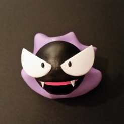 Capture d'écran 2016-12-12 à 10.28.39.png Download free STL file Gastly [Pokemon] • 3D printable template, ChaosCoreTech