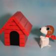 Capture d'écran 2018-06-26 à 14.09.48.png Télécharger fichier STL gratuit Pilote Snoopy - Figurine Baron Rouge • Objet à imprimer en 3D, ChaosCoreTech