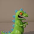 Capture d'écran 2018-03-05 à 12.06.49.png Download free STL file Reptar [Rugrats] • 3D printing model, ChaosCoreTech
