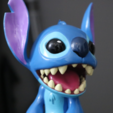 Lilo and Stitch 3D printing 3D printed impression 3D Imprimante 3D fichier 3D gratuit Cults2.png Download free STL file Stitch [Lilo and Stitch] • 3D printable template, ChaosCoreTech
