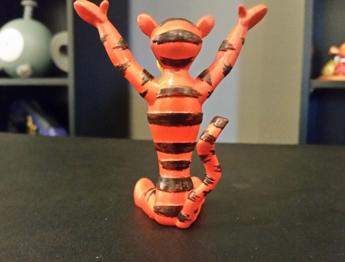 Capture d'écran 2016-12-02 à 17.09.05.png Download free STL file  Tigger [Winnie the Pooh] • 3D printing design, ChaosCoreTech