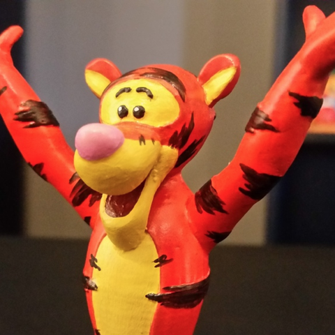 Capture d'écran 2016-12-02 à 17.08.38.png Download free STL file  Tigger [Winnie the Pooh] • 3D printing design, ChaosCoreTech