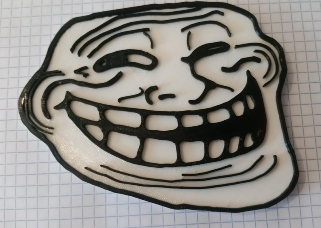 Capture d'écran 2016-12-28 à 09.38.01.png Télécharger fichier STL gratuit têtes de memes • Objet pour imprimante 3D, ChaosCoreTech