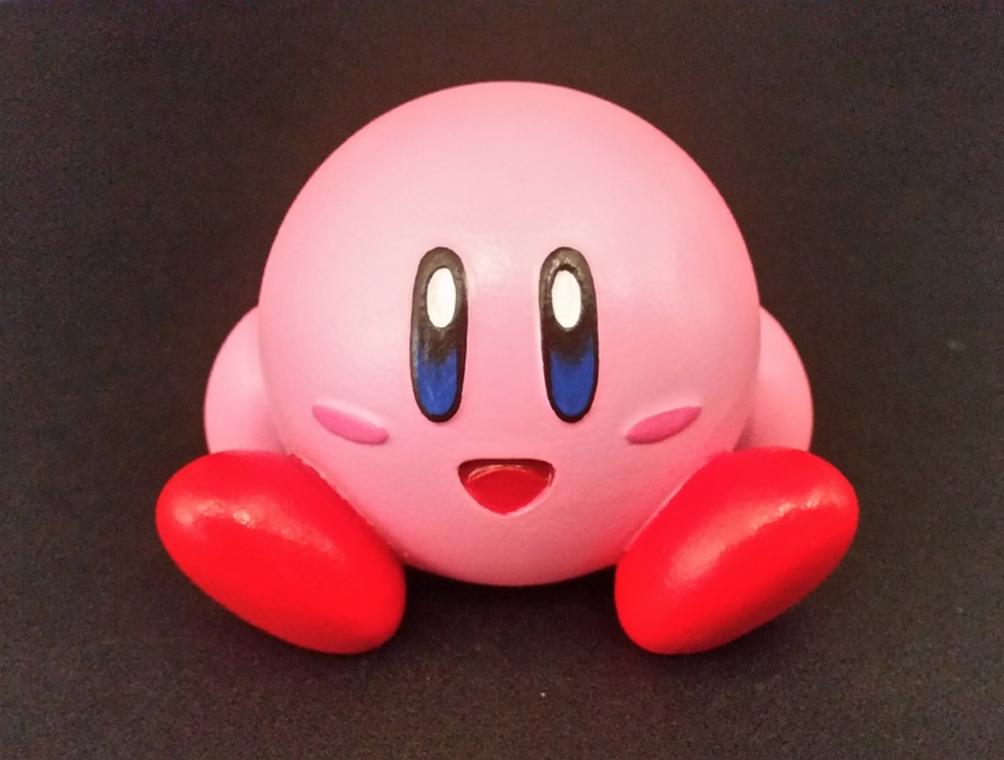 Capture d'écran 2016-11-24 à 10.48.39.png Download free STL file Kirby - Easy to Print • 3D print model, ChaosCoreTech