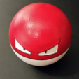 Free Voltorb [Pokémon] 3D printer file, ChaosCoreTech
