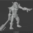 Download 3D printer model Bugbear D&D Set, ChaosCoreTech